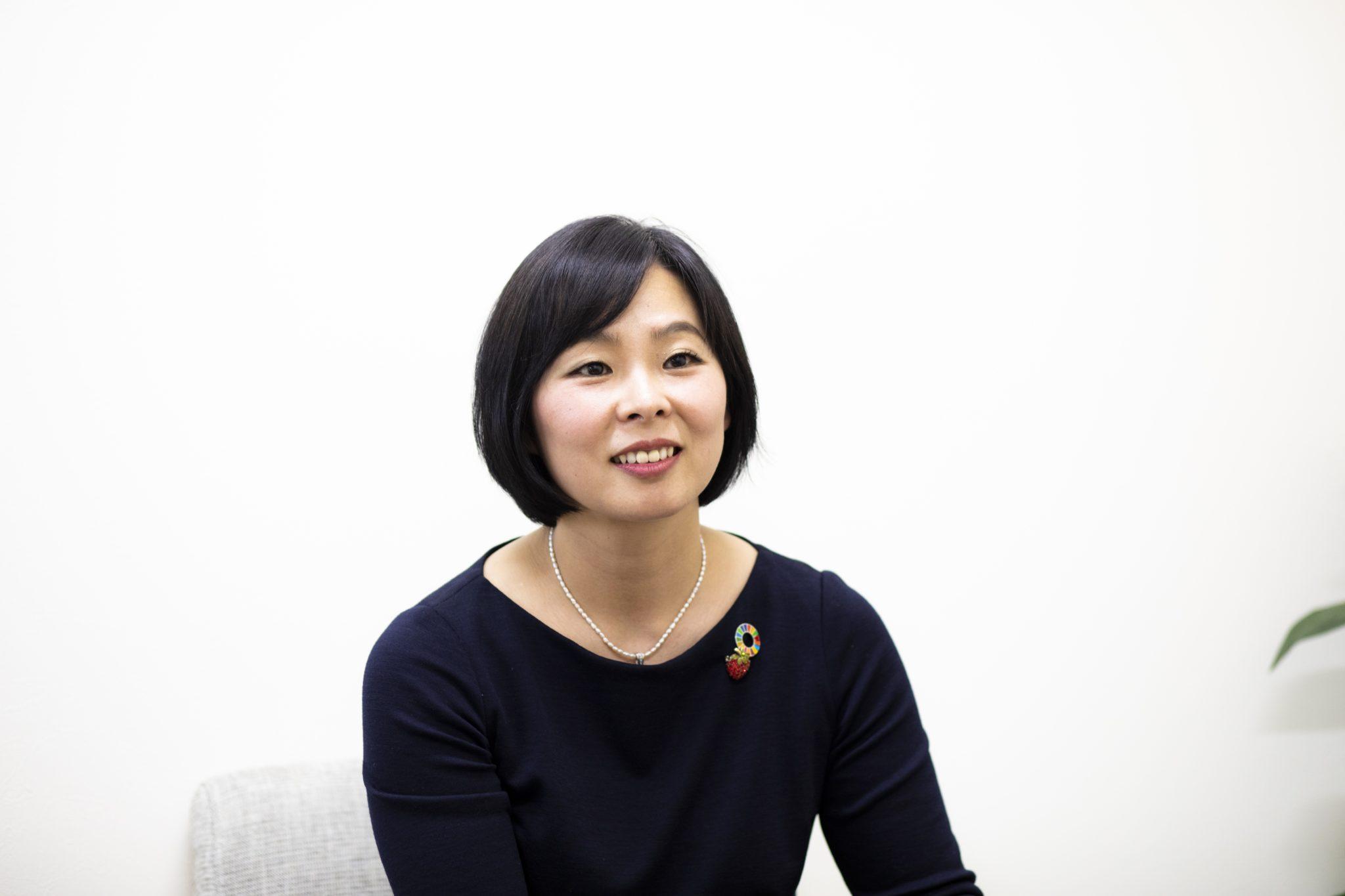 加藤ちほ-INTERVIEW