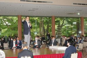 立憲とちぎ 設立大会 立憲民主党栃木県総支部連合会